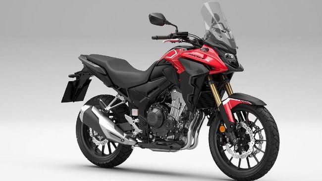 Astra Honda Motor (AHM) mengumumkan fitur dan tampilan baru moge Honda CB500X yang dibanderol Rp192,1 juta.