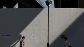 FOTO: Covid Singapura Naik Terus, Angka Kematian Bertambah