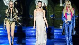 FOTO: Rona Persahabatan Fendi Versace dalam Fendace