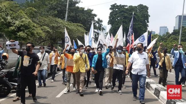BEM SI Ancam Gelar Aksi Besar-Besaran soal TWK KPK