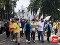 Massa BEM Unsri di KPK: Kami Mau Bawa Pulang Firli ke Sumsel