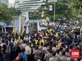 Polisi Larang Mahasiswa Dekati KPK: Kalian Tak Patuh Prokes
