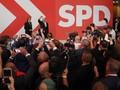 Partai Sayap Kiri Kalahkan Parpol Merkel di Pemilu Jerman