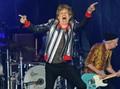 FOTO: Konser Pertama Rolling Stones Tanpa Charlie Watts