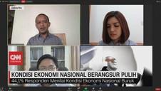 VIDEO: Strategi Pulihkan Ekonomi Indonesia