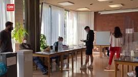 VIDEO: Partai Sayap Kiri SDP Menang Tipis Pemilu Jerman