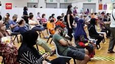 VIDEO: Singapura Berjuang Lawan Amukan Covid-19