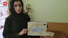 VIDEO: Taliban Tutup Kurus Mengemudi Khusus Wanita