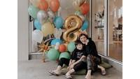 <p>Carissa Puteri belum lama ini merayakan kedua ulang tahun anaknya yang tanggalnya berdekatan. Putra sulungnya, Quenzino Acana Naif berulang tahun ke-8yang dirayakan pekan lalu. (Foto: Instagram @carissa_puteri)</p>