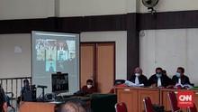 Alex Noerdin Bantah soal Suap Masjid Sriwijaya di Sidang