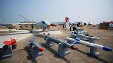 FOTO: Melirik Kecanggihan Drone dan Jet Tempur China