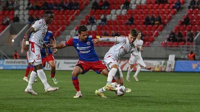 Pelatih Lawan Marah di Debut Starter Egy Bersama FK Senica