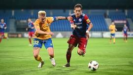 Egy Impresif, Pelatih FK Senica Hargai Kerja Keras Tim