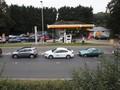 Stok BBM Sejumlah SPBU di Inggris Kosong