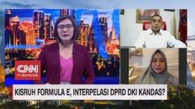 VIDEO: Kisruh Formula E, Interpelasi DPRD DKI Kandas?