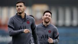 Messi Resmi Masuk Skuad PSG vs Man City
