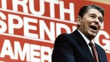 Penembak Eks Presiden AS Ronald Reagan Dinyatakan Bebas