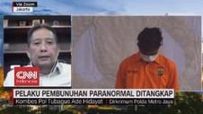 VIDEO: Pelaku Pembunuhan Paranormal Ditangkap