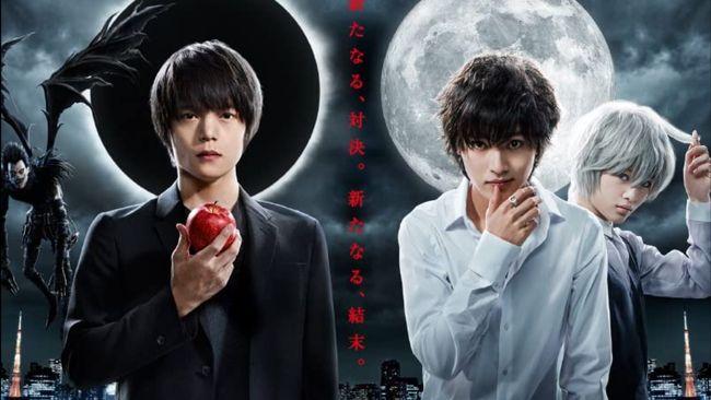 Fan bisa menonton ulang serial Death Note (2015) di Netflix mulai 15 Oktober 2021.