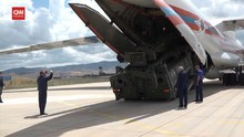 VIDEO: Turki Borong Sistem Rudal S-400 dari Rusia Lagi