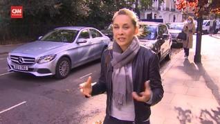 VIDEO: Kelangkaan BBM di Inggris Picu Panic Buying