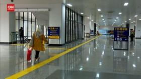 VIDEO: Wajah Baru Stasiun Manggarai Lebih Luas Dan Modern