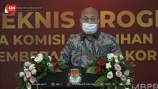 VIDEO: KPU Gandeng KPK Gelar Bimtek Pencegahan Korupsi