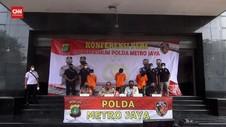 VIDEO: Pelaku Penembakan Ustads Di Tangerang Ditangkap