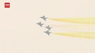 VIDEO: China Pamer Jet Tempur dan Drone Canggih