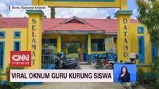 VIDEO: Viral Guru Kurung Siswa Berjam-jam