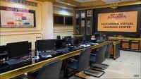 <p>Selama PPKM, siswa di sekolah ini juga belajar secara virtual. Ini salah satu ruang belajar virtualnya. (Foto: YouTube: TRANS7 OFFICIAL)</p>