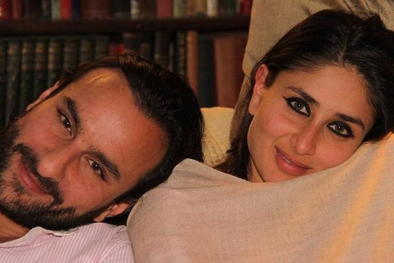 Beda Agama, Ini Potret Harmonis Kareena Kapor dan Saif Ali Khan