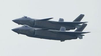 Pesawat China Masuk Zona Taiwan Lagi, Ke-11 Kalinya Bulan Ini