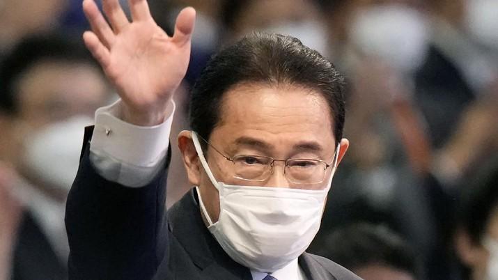 Fumio Kishida, PM baru Jepang. AP/