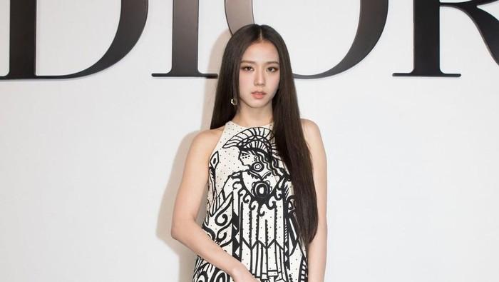 Jisoo BLACKPINK Jadi Selebriti Paling Populer Selama Paris Fashion Week, Dior Untung Sampai Jutaan Dolar