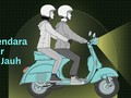 INFOGRAFIS: Tips Berkendara Motor Jarak Jauh