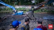 DKI Antisipasi Banjir dari 3 Aliran Air yang Ancam Jakarta
