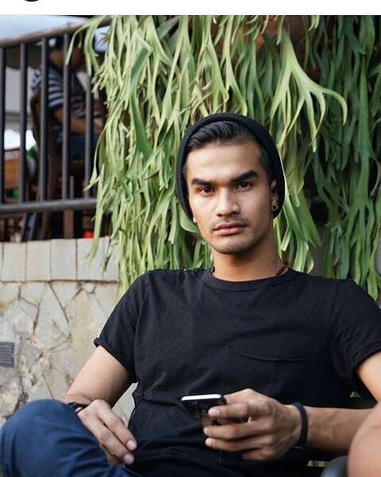 Potret Tengku Tezi Diduga Pebinor di Rumah Tangga Tyas Mirasih