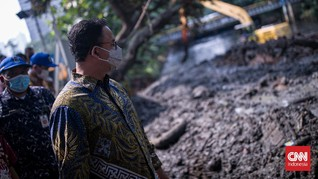 Target Anies Hadapi Banjir: Nihil Korban Jiwa, Surut 6 Jam
