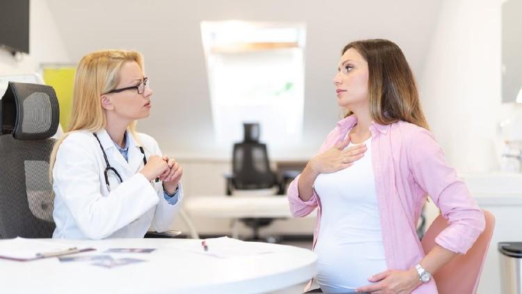 Kesehatan jantung ibu hamil