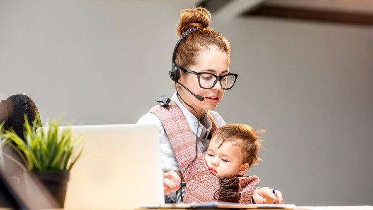 Ibu bekerja sukses ASI eksklusif