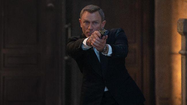 Review No Time To Die memperlihatkan seperti apakah sosok James Bond sesungguhnya versi Daniel Craig.