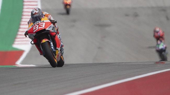 Marquez Mulai Siap Perang untuk MotoGP 2022