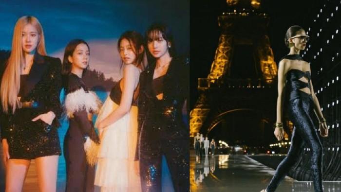 Gemparkan Paris Fashion Week, Intip Kegiatan Member BLACKPINK Selama di Paris yuk!
