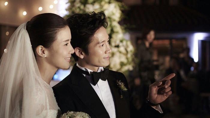 Fakta Perjalanan Cinta Pasangan Jisung dan Lee Bo Young yang Rayakan Anniversary ke-8
