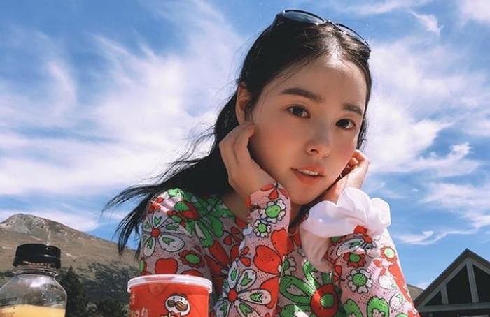 Ternyata, Min Hyo Rin merupakan nama panggung perempuan dengan tinggi 164 cm ini. Nama aslinya adalah Jung Eun-Ran./Foto: instagram.com/hyorin_min