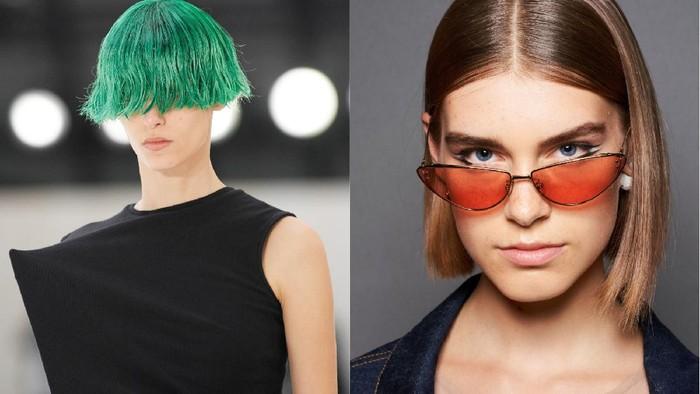 4 Tren Gaya Rambut dari Paris Fashion Week Spring/Summer 2022