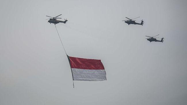 Indonesia menjadi negara dengan militer terkuat di Asia Tenggara (ASEAN) berdasarkan data terbaru dari situs Global Fire Power.