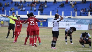 Duel Cendekia Papua vs Aceh di Final PON 2021