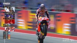 VIDEO: Highlights MotoGP Amerika, Masterclass Marquez
